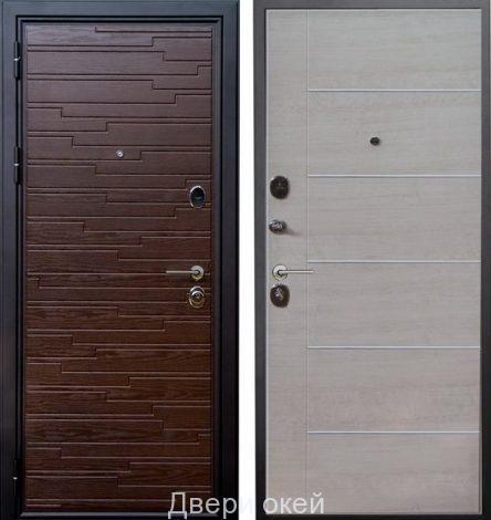 двери входные металлические казанские