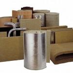 Комбинированные термомоизолирующие материалы