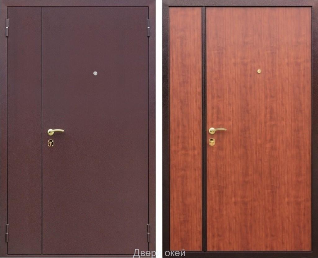 производство металлических дверей троицк