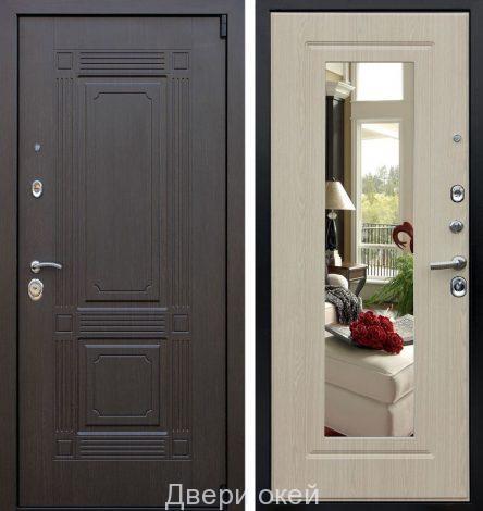 металлическая дверь в квартиру цены